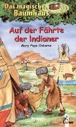 Cover-Bild zu Pope Osborne, Mary: Das magische Baumhaus (Band 16) - Auf der Fährte der Indianer
