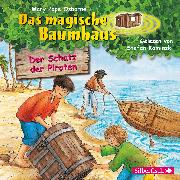 Cover-Bild zu Osborne, Mary Pope: Der Schatz der Piraten (Audio Download)