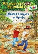 Cover-Bild zu Pope Osborne, Mary: Das magische Baumhaus junior (Band 18) - Kleines Känguru in Gefahr