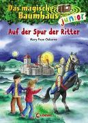 Cover-Bild zu Pope Osborne, Mary: Das magische Baumhaus junior (Band 2) - Auf der Spur der Ritter