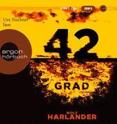 Cover-Bild zu Harlander, Wolf: 42 Grad