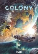 Cover-Bild zu Filippi, Denis-Pierre: Colony. Band 4