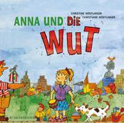 Cover-Bild zu Nöstlinger, Christine: Anna und die Wut