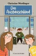 Cover-Bild zu Nöstlinger, Christine: Das Austauschkind (eBook)