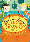 Cover-Bild zu Nöstlinger, Christine: Pudding-Paulis gepfefferte Fälle (eBook)