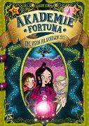 Cover-Bild zu Kempen, Sarah M.: Akademie Fortuna - Eine Vision zur richtigen Zeit