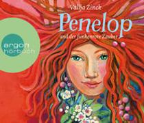 Cover-Bild zu Zinck, Valija: Penelop und der funkenrote Zauber