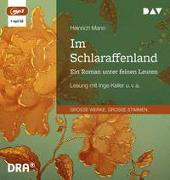 Cover-Bild zu Mann, Heinrich: Im Schlaraffenland. Ein Roman unter feinen Leuten