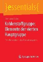 Cover-Bild zu Sicius, Hermann: Kohlenstoffgruppe: Elemente der vierten Hauptgruppe