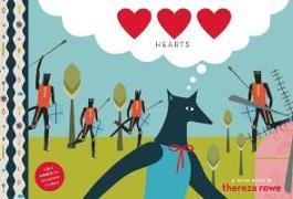 Cover-Bild zu Hearts von Rowe, Thereza