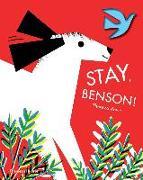 Cover-Bild zu Stay, Benson! von Rowe, Thereza