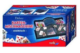 Cover-Bild zu Karten-Mischmaschine elektrisch
