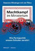Cover-Bild zu Wiesinger, Susanne: Machtkampf im Ministerium