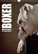 Cover-Bild zu Behr, Jana: Boxer - Charmante Charakterköpfe (Wandkalender 2021 DIN A4 hoch)