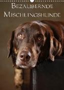 Cover-Bild zu Behr, Jana: Bezaubernde Mischlingshunde (Wandkalender 2021 DIN A3 hoch)