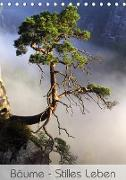 Cover-Bild zu Behr, Jana: Bäume - Stilles Leben (Tischkalender 2021 DIN A5 hoch)