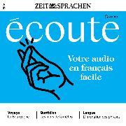 Cover-Bild zu Dumas-Grillet, Jean-Paul: Französisch lernen Audio - Ihr Audiotrainer in einfachem Französisch (Audio Download)
