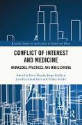 Cover-Bild zu Hauray, Boris (Hrsg.): Conflict of Interest and Medicine (eBook)