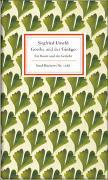 Cover-Bild zu Unseld, Siegfried: Goethe und der Ginkgo