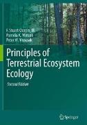 Cover-Bild zu Chapin III, F Stuart: Principles of Terrestrial Ecosystem Ecology