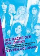 Cover-Bild zu Goldman, Vivien: Die Rache der She-Punks