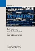 Cover-Bild zu Dienstbühl, Dorothee: Extremismus und Radikalisierung