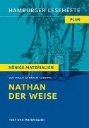 Cover-Bild zu Lessing, Gotthold Ephraim: Nathan der Weise