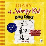 Cover-Bild zu Kinney, Jeff: Diary of a Wimpy Kid: Dog Days (Book 4)