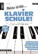 Cover-Bild zu Rupp, Jens: Meine dritte Klavierschule!