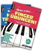 Cover-Bild zu Rupp, Jens: Meine ersten Fingerübungen & Mein erstes Notentraining im Set!