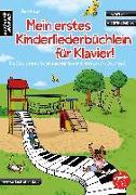 Cover-Bild zu Rupp, Jens: Mein erstes Kinderliederbüchlein für Klavier!