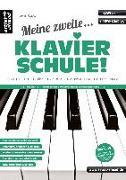 Cover-Bild zu Rupp, Jens: Meine zweite Klavierschule!