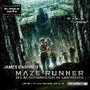 Cover-Bild zu Dashner, James: Maze Runner - Die Auserwählten im Labyrinth