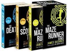 Cover-Bild zu Dashner, James: The Maze Runner Classic Box Set
