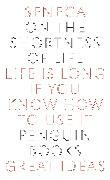 Cover-Bild zu Seneca: On the Shortness of Life