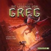 Cover-Bild zu Rylander, Chris: Das mega gigantische Superchaos