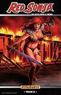 Cover-Bild zu Eric Trautmann: Red Sonja: She-Devil With a Sword Volume 9