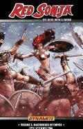 Cover-Bild zu Eric Trautmann: Red Sonja: She-Devil with a Sword Volume 10