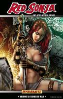 Cover-Bild zu Eric Trautmann: Red Sonja: She-Devil with a Sword Volume 11