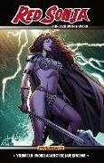Cover-Bild zu Eric Trautmann: Red Sonja: She-Devil with a Sword Volume 12