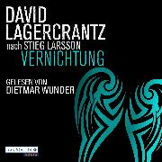 Cover-Bild zu Lagercrantz, David: Vernichtung (Audio Download)
