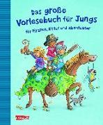 Cover-Bild zu Autoren, Diverse: Das große Vorlesebuch für Jungs