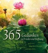 Cover-Bild zu Diverse Autoren: 365 Gedanken zu Frieden und Hoffnung