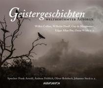 Cover-Bild zu Diverse: Geistergeschichten weltberühmter Autoren