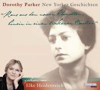 Cover-Bild zu Parker, Dorothy: New Yorker Geschichten