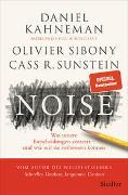 Cover-Bild zu Noise von Kahneman, Daniel