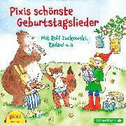 Cover-Bild zu Zuckowski, Rolf (Künstler): Pixis schönste Geburtstagslieder