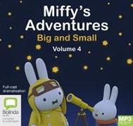 Cover-Bild zu Bruna, Dick: Miffy's Adventures Big and Small: Volume Four