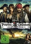 Cover-Bild zu Marshall, Rob (Reg.): Fluch der Karibik 4 - Fremde Gezeiten