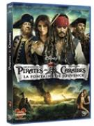 Cover-Bild zu Marshall, Rob (Reg.): Pirates des Caraïbes 4 - La Fontaine de Jouvence